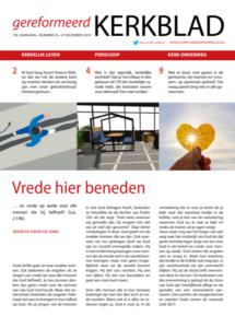 Gereformeerd Kerkblad december 2019