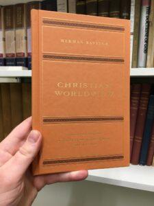 Omslag - Herman Bavinck - Christian Worldview